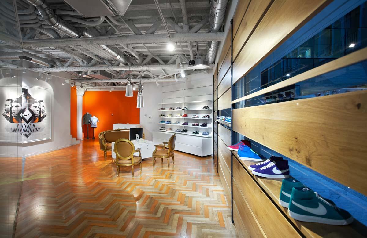 analogía Ejercicio Otros lugares  Brandspace Nike Madrid - Blanca Beltz