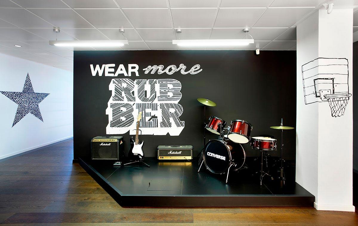 Diseño de showroom