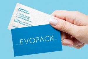 tarjetas de visita evopack