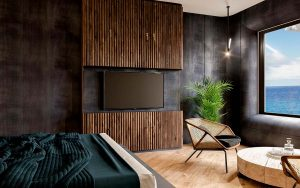 diseño de habitaciones hotel arts
