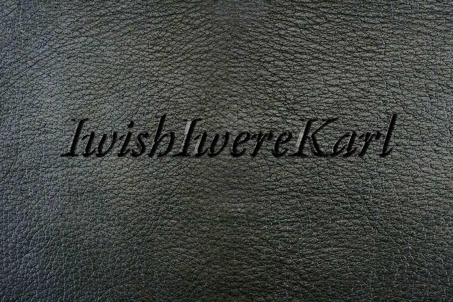 logo iwishiwerekarl