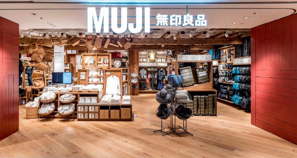 tienda muji